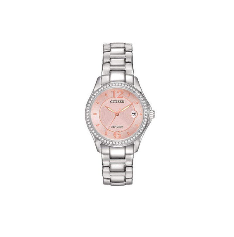 Ladies Stainless Steel Citizen Eco-Drive Watch by Citizen Eco Drive