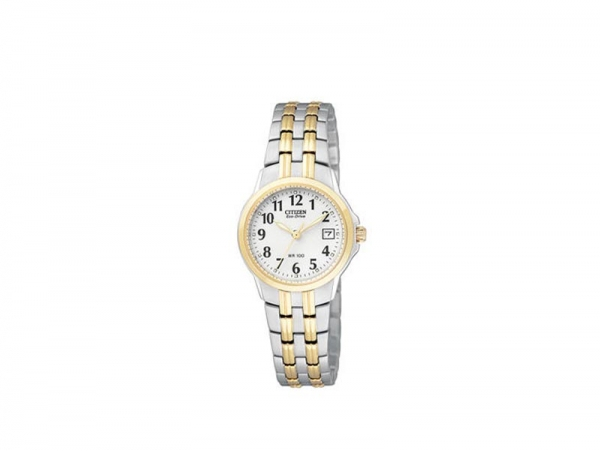 Ladies Two Tone Citizen Eco-Drive Watch by Citizen Eco Drive