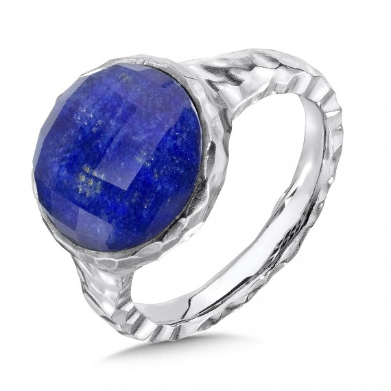 Quartz with blue lapis ring 001 605 00564 rings from don for Bellissima jewelry moschitto designs